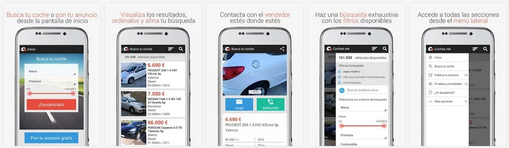 app de coches.net