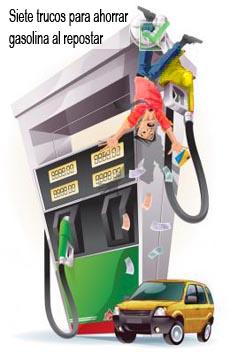 Ahorro de gasolina