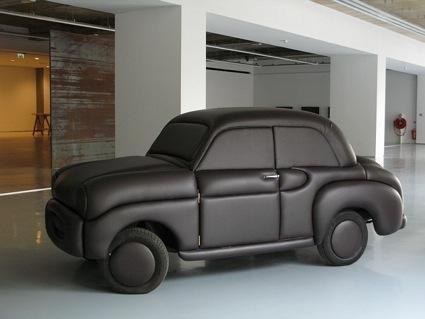 coche olaf