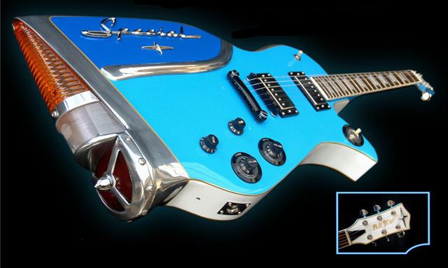 guitarra holden special