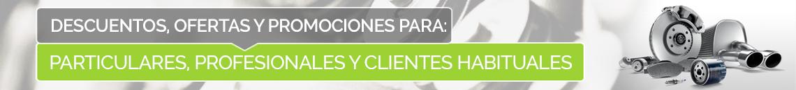 Ro·Des - Descuentos, ofertas y promociones para: particulares, profesionales y clientes habituales