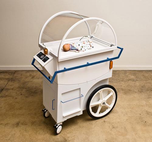 Neonurture, the car-parts incubator