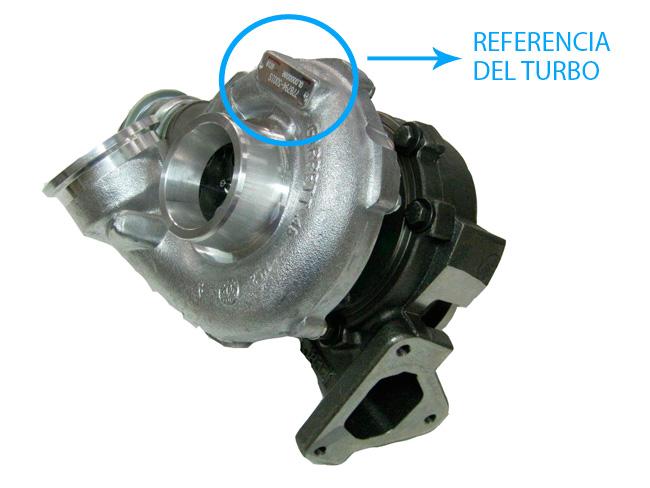 referencia turbocompresor