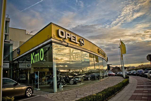 comprar coche opel