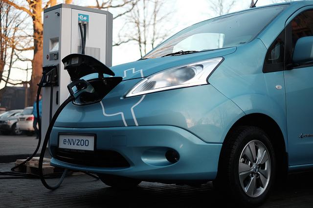 Nissan eléctrico Cero Emisiones