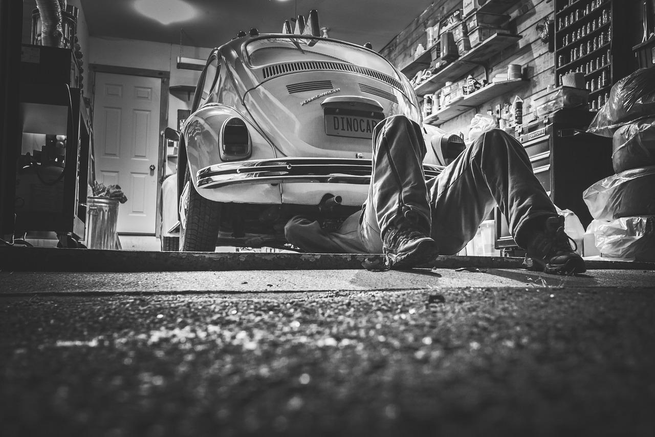 reparar coche