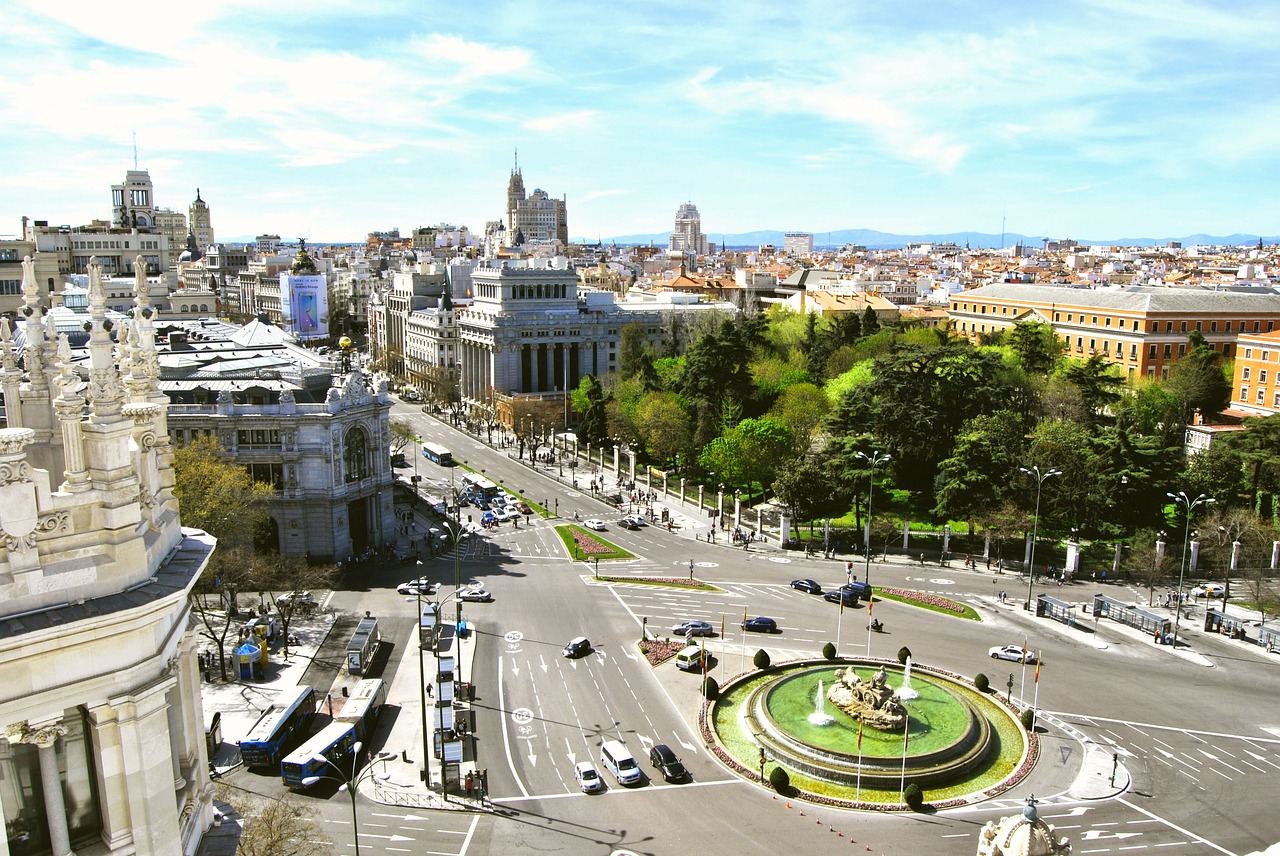 Madrid Plaza de Cibeles