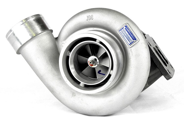 turbo automóvil