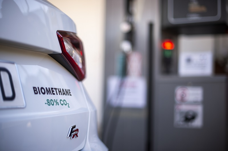 biometano de SEAT