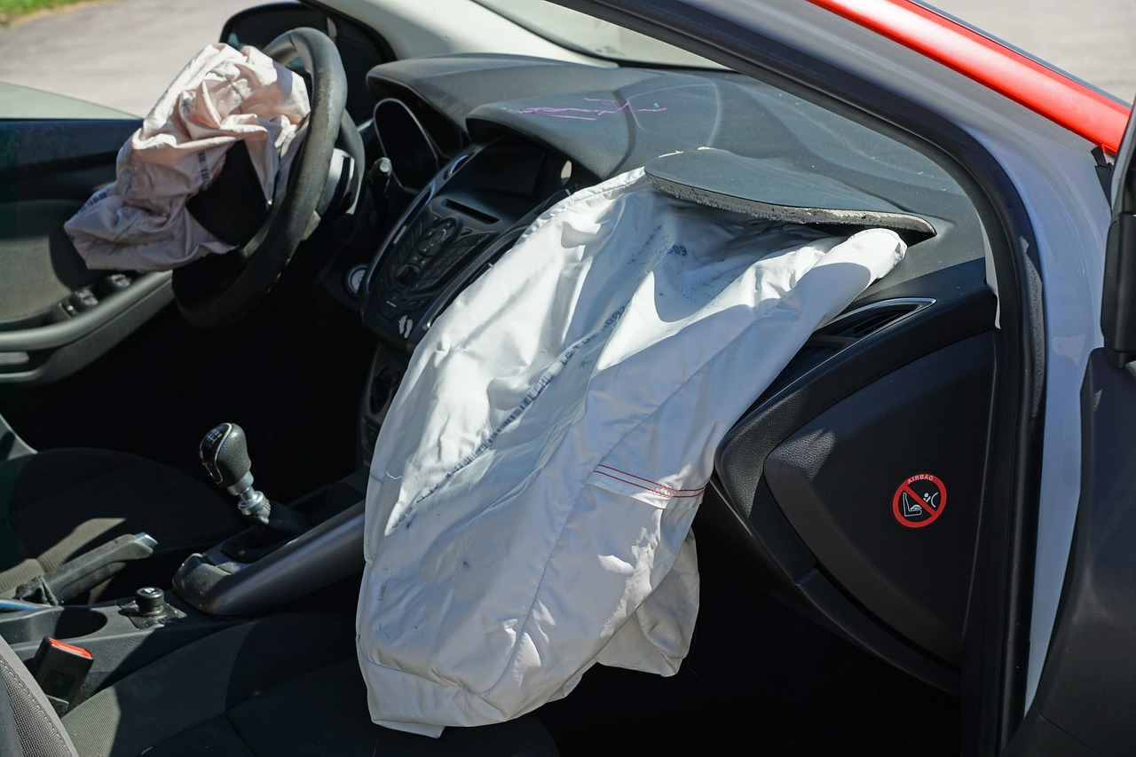 airbags coche