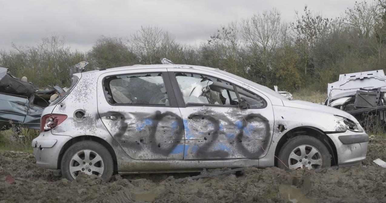 coche destructoterapia 2020 achatarramiento
