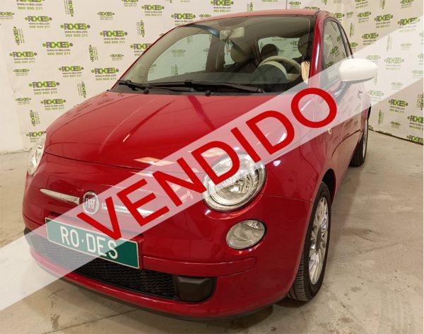 FIAT 500 VENDIDO