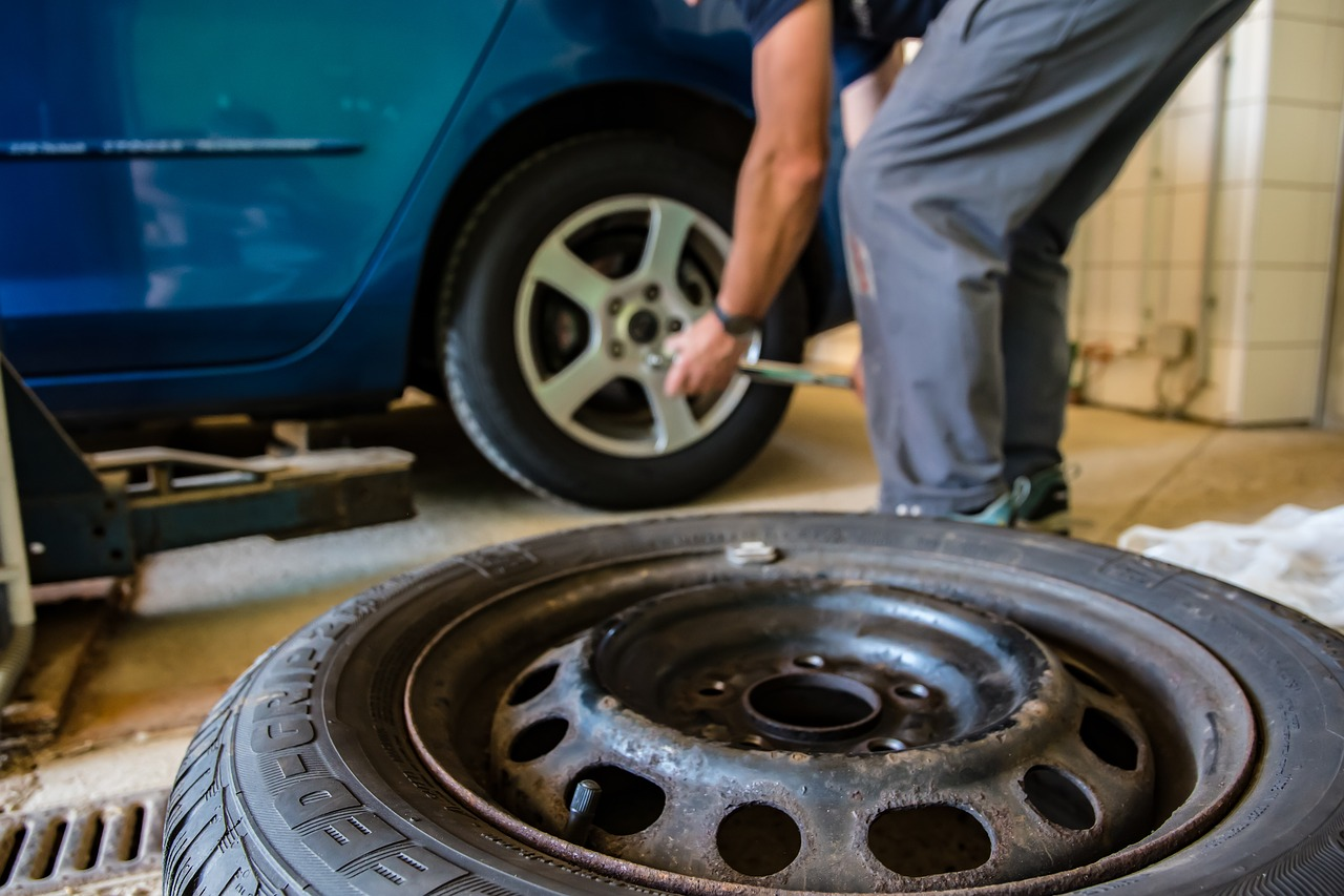 Consejos para cuidar los neumáticos