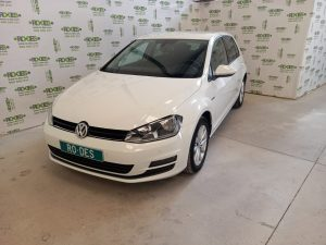 VW Golf B.Motion