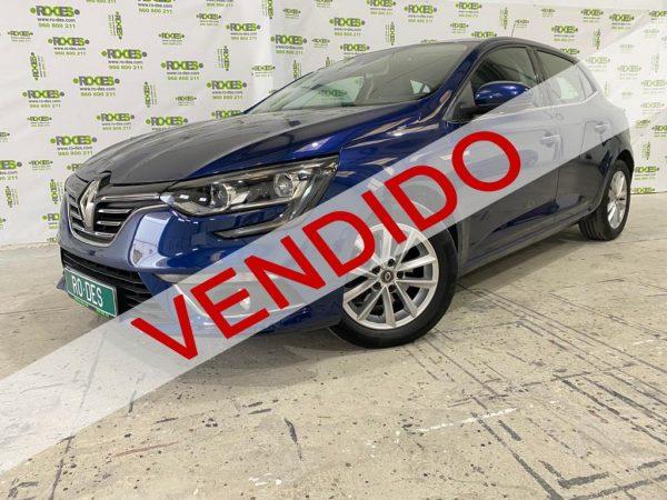Renault Megane vendido