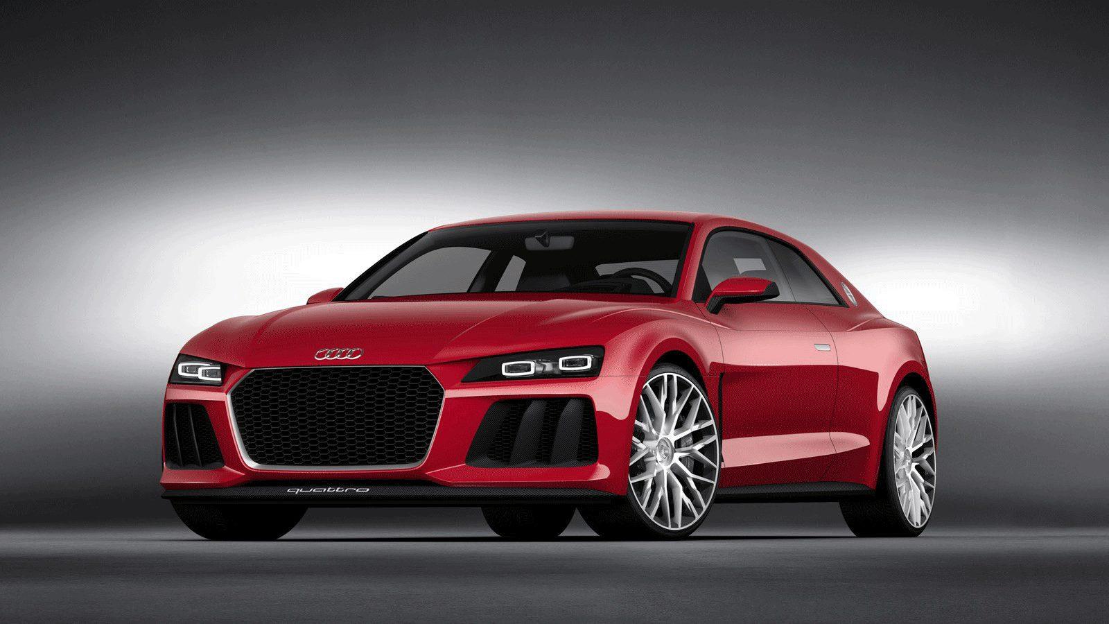 Audi Sport Producción