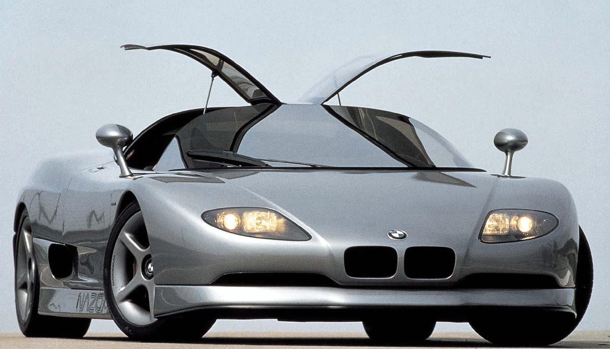BMW Nazca Producción