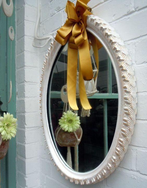 Espejo decoración