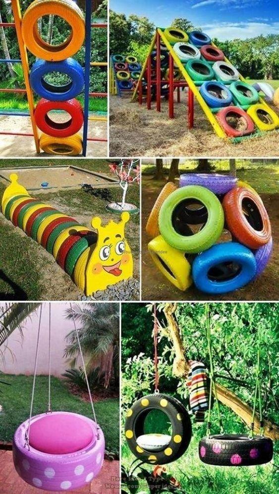 Conjuntos juegos parque