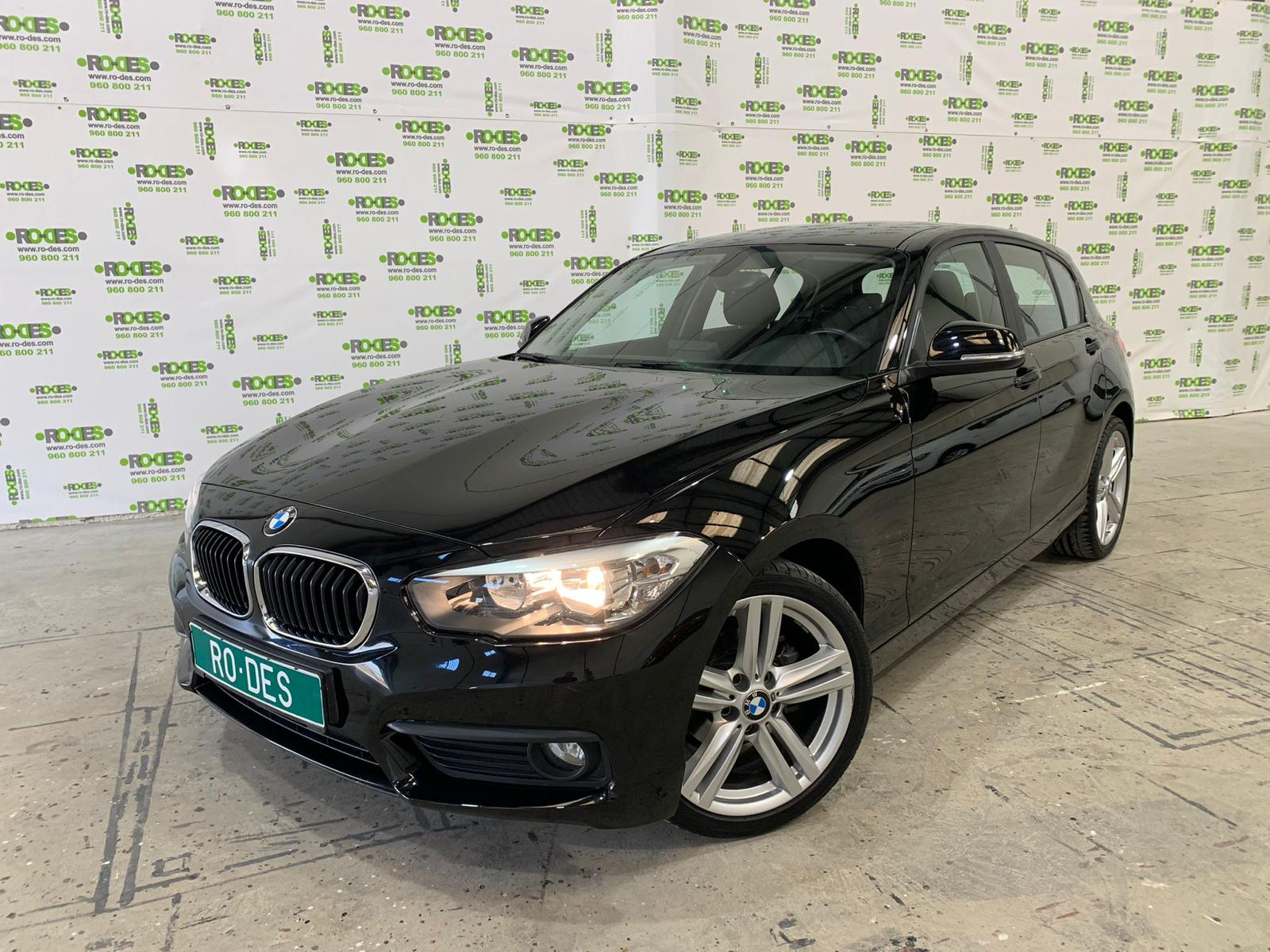 BMW 118 i 136 CV